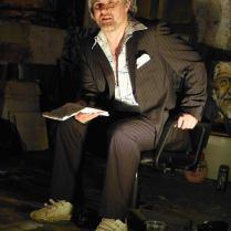 Ruaidhri Ward as Harry Stilton, LOFT, 2014
