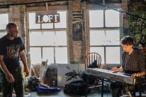 Ruaidhri Ward and Aaron Marshall, LOFT, 2014