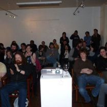 Audience, Safehouse Art Gallery, 2009